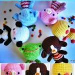pdf little friends amigurum..