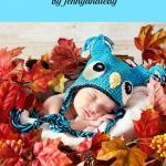 pdf owl crochet hat pattern..